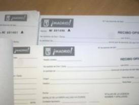 Peligro de fraude con los talonarios de taxi madridiario - Oficina municipal del taxi ...