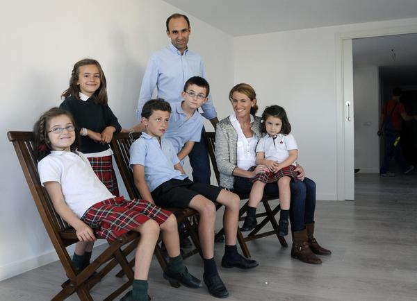 La familia Ayesa