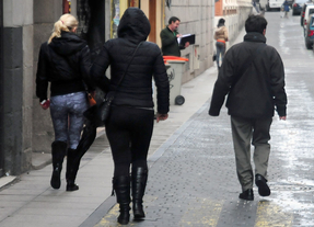 chicas prostitutas madrid prostitutas en la calle montera