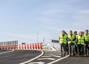 'Nuevo Tres Cantos' tiene dos nuevos accesos desde la M-607 - Madridiario